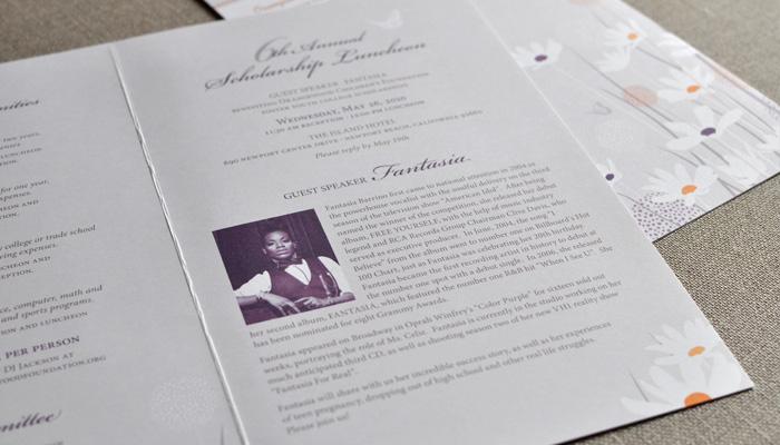 6th Annual Scholarship Luncheon